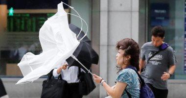 اليابان تغرق فى مياه الفيضانات