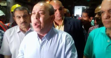 محافظ كفر الشيخ يحيل 34 طبيباً بمستشفى بلطيم المركزى للتحقيق