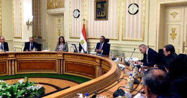 """""""معلومات الوزراء"""" يعقد الاجتماع الثاني لشباب المركز"""