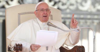 """بابا الفاتيكان: الحصول على مياه نظيفة """"حق إنسانى"""""""