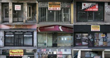المحال التجارية فى الأرجنتين تغلق أبوابها احتجاجا على الأوضاع الاقتصادية