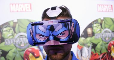 نمو سوق نظارات الـ AR وVR فى جميع أنحاء العالم بنسبة 9.4٪
