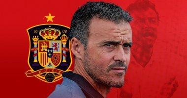رسمياً.. إنريكى يعود إلى تدريب إسبانيا
