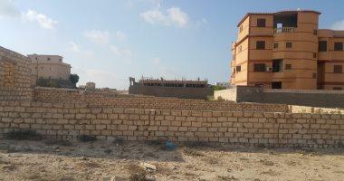 """""""مدينة المعلمين"""" بالإسكندرية تتعدى على أراض الدولة.. والمنتفعون: نطالب بالتقنين"""