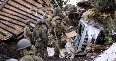 ارتفاع حصيلة قتلى زلزال هوكايدو إلى 20 شخصا