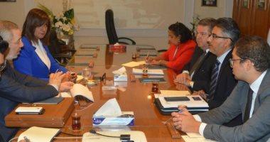 وزيرا قطاع الأعمال والهجرة يبحثان التأمين على المصريين بالخارج