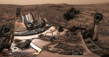 ناسا تنشر صورة 360 درجة التقطتها مركبتها الفضائية على سطح المريخ