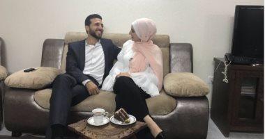 من الـDM إلى الـget engaged فى 14 يوما.. حكاية خطوبة خالد وريم وزفة على تويتر