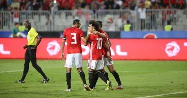 مصر تدك شباك النيجر بنصف دستة فى أول مباراة مع أجيرى