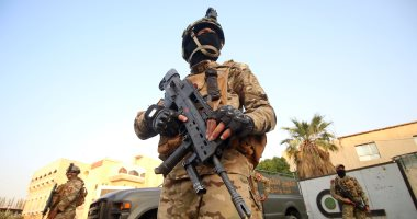 الاستخبارات العسكرية العراقية تعتقل إرهابيين اثنين فى الموصل