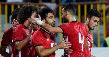 كل أهداف السبت.. مصر تمطر شباك النيجر بسداسية