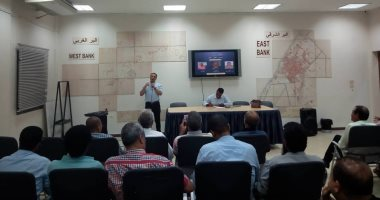 صور.. الصالون الثقافى بالأقصر ينظم أمسية شعرية بمكتبة مصر العامة بالكرنك