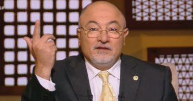 بالفيديو.. خالد الجندى يحذر من الحديث بكلام يحمل وجهين
