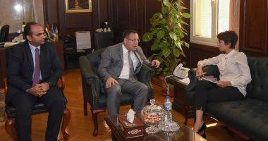 قنصل فرنسا بالإسكندرية: نتعاون مع مصر فى مجال ريادة الأعمال