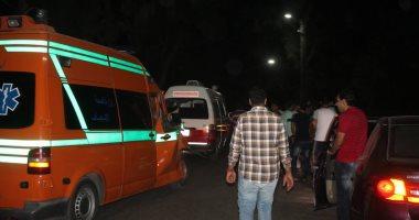 مصرع ربة منزل وإصابة 5 من أسرة واحدة فى انقلاب سيارة على طريق الإسماعيلية
