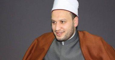 """الشيخ إسلام النواوى ضيف برنامج """"عزيز على القلب"""" على صوت العرب"""