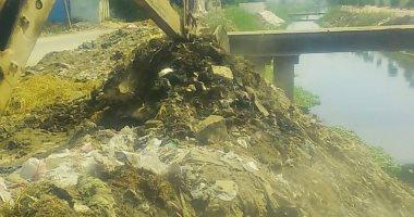 """""""الرى"""" تعلن إزالة 101 حالة تعدٍ على نهر النيل ومنافع الرى والصرف.. صور"""