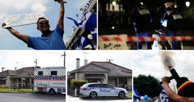 صور.. العالم هذا الصباح.. إصابة 7 أشخاص بينهم سائحان بريطانيان فى هجوم بسكين بباريس.. الآلاف يتظاهرون فى نيكاراجوا للمطالبة برحيل الرئيس أورتيجا .. العثور على 5 جثث لأطفال ونساء داخل منزل فى أستراليا