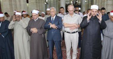 محافظ المنوفية يشهد احتفال رأس السنة الهجرية بالمسجد العباسى