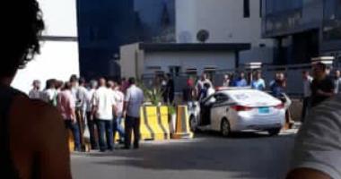 هجوم مسلح على مؤسسة النفط الليبية بطرابلس وتبادل إطلاق النار مع قوات أمنية