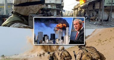 زلزال 11 سبتمبر يهز السياسة الأمريكية.. تقليص حريات المواطنين والتجسس والإسلاموفوبيا.. 18 عاما لم تغير مشاعر الخوف والهلع لدى الأمريكيين.. نصب 11 سبتمبر  يبقى شاهدا على الأحداث.. وأول جلسة لمحاكمة المتهمين 2021