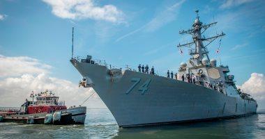 كوريا الجنوبية واليابان تشاركان فى مناورات بحرية بالمحيط الهادئ بقيادة الولايات المتحدة