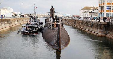 صور.. فرنسا تبدأ فى تفكيك 4 غواصات نووية فى مصنع المجموعة البحرية