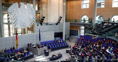 """صور.. مجلس النواب الألمانى يناقش ميزانية 2019 فى حضور """"ميركل"""""""