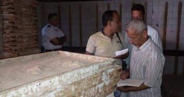 تموين الاسكندرية   : ضبط 147 مخالفة فى 5 إدارات بالمحافظة  -