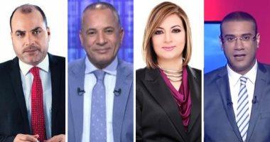"""تعرف على ضيوف برامج """"التوك شو"""" الليلة .. علاء عابد وعادل ترك الأبرز"""