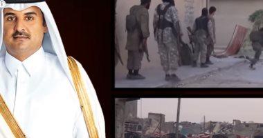 شاهد..مسودة الدستور الليبى سبيل قطر للخراب  وطرح الإخوان بديلًا