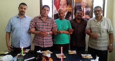 بيت العائلة بكفر الشيخ يحتفل برأس السنة الهجرية والقبطية