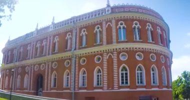 شاهد.. متحف محمية تساريتسنو أحد أعظم التحف المعمارية فى روسيا