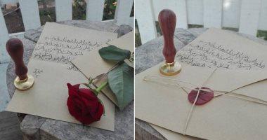 إطلاق أول شركة لكتابة وتوصيل الجوابات فى مصر مختومة بالشمع الأحمر