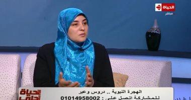عضو لجنة الفتوى الإلكترونية: للمرأة فى الإسلام مواقف مشرفة تضاهى بها الرجال (فيديو)