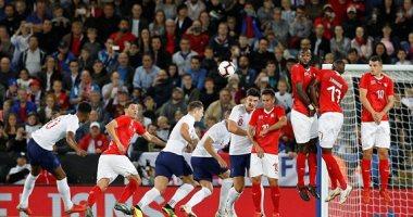 إنجلترا تتعادل سلبيا مع سويسرا فى الشوط الأول وديا