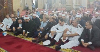 فيديو وصور ..أوقاف الإسكندرية تحتفل بالعام الهجرى الجديد بحضور المحافظ