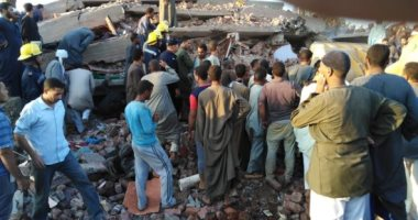 انهيار 3 منازل بشربين دقهلية دون وقوع خسائر في الأرواح