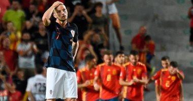 إسبانيا تهين وصيف كأس العالم بسداسية فى دورى الأمم الأوروبية.. فيديو