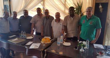 جمعية قدامى اللاعبين تحتفل بعيد ميدد أبو رجيلة