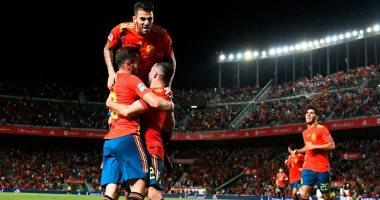 ملخص واهداف مباراة إسبانيا ضد كرواتيا 6 – 0 بدورى الأمم الأوروبية