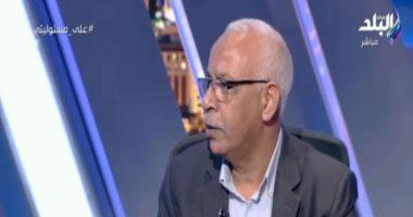 """عبد المنعم الجمل: """"القومية للأسمنت"""" تحتاج 100 مليون جنيه لتعديل أوضاعها الداخلية (فيديو)"""