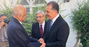 """وزير السياحة القبرصى يؤكد اهتمام بلاده بإعادة سياحة السفن """"الكروز"""" مع مصر"""