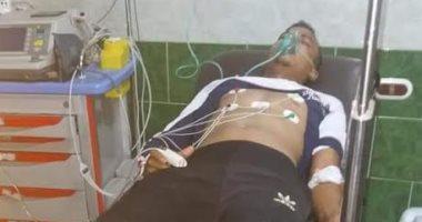 إصابة عامل بلدغة ثعبان فى قرية الشافعى بالبحيرة