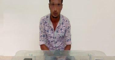 سقوط لص التليفونات بمدينة بدر أثناء بيعه 4 هواتف سرقها من المواطنين