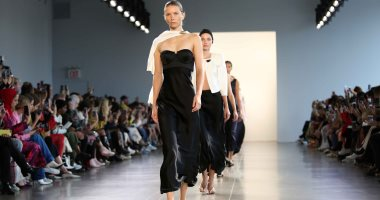 عرض أزياء bevza لموديلات ربيع 2019 بأسبوع الموضة بنيويورك