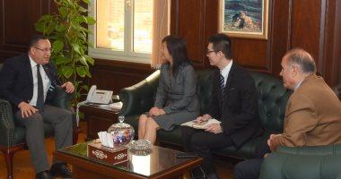 قنصل الصين بالإسكندرية: نسعى لتوطيد التعاون بين البلدين فى العديد من المجالات