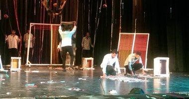 مركز شباب البعيرات بالأقصر يصعد للمنافسة بمسابقة هواة الفنون المسرحية