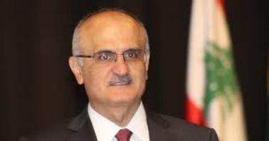 وزير المالية اللبنانى يؤكد حاجة البلاد لعمل سياسى لتجنب سقوط اقتصادى