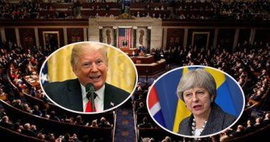 """الصحافة العالمية اليوم: قلق بين الجمهوريين من فقدان الأغلبية فى مجلس الشيوخ الأمريكى.. وترامب سيفرض عقوبات على أى جهة تتدخل بالانتخابات الأمريكية.. و50 نائبا محافظا بالبرلمان البريطانى يبحثون الإطاحة بـ""""ماى"""""""